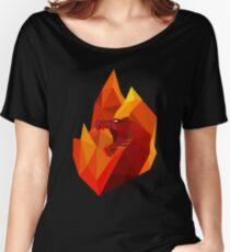The Dragon of House Targaryen Women's Relaxed Fit T-Shirt