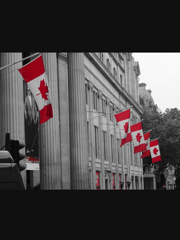 The 150th anniversary of Canada by santoshputhran