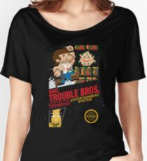 Big Trouble Bros. Women's Relaxed Fit T-Shirt