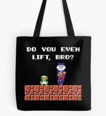 Super Lift Bros. Tote Bag
