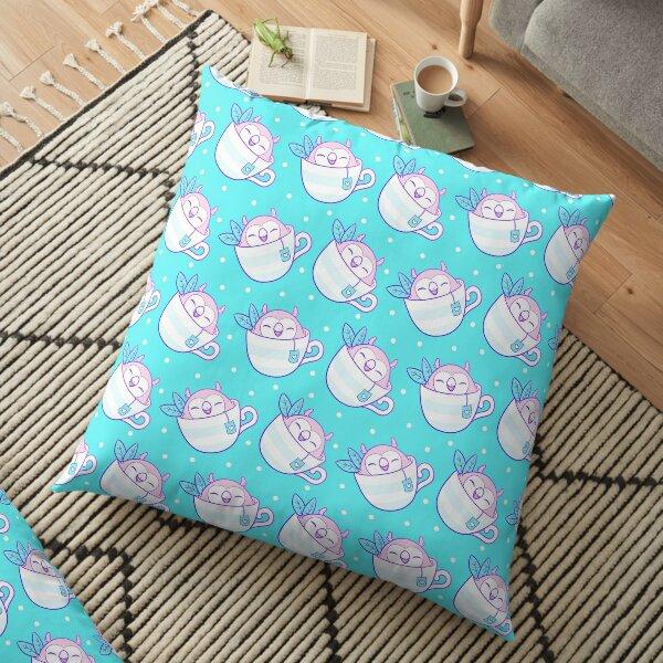 Owl Tea | Nikury Floor Pillow