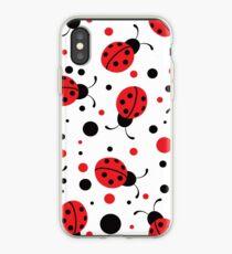 Ladybuggin' iPhone Case