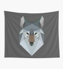 Dire Wolf of House Stark Wall Tapestry