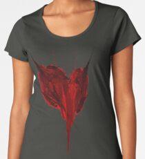 Bleeding Heart Women's Premium T-Shirt