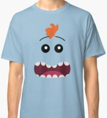 Mr Meeseeks - Rick and Morty Classic T-Shirt