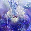 Iris - Goddess Of The Sea by Carol  Cavalaris