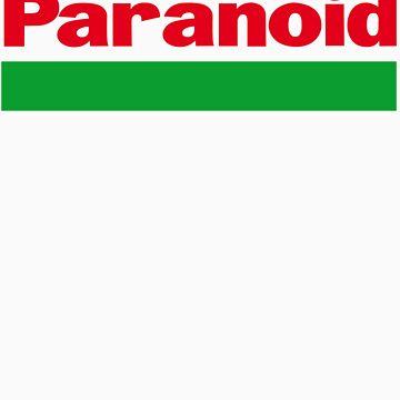 Paranoid by seaman