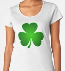 Shamrock Women's Premium T-Shirt