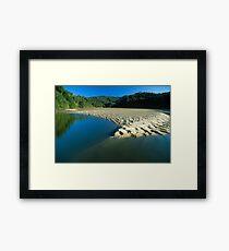 Sand Framed Print