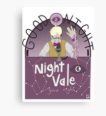 Goodnight Night Vale Canvas Print
