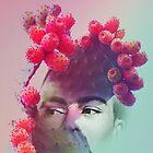Succulent Frida #buyart #surreal #Frida by Dominiquevari