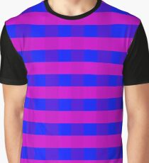 Vector purple and blue pattern  Graphic T-Shirt