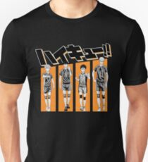 Camiseta unisex Haikyuu !!