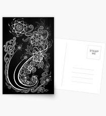 The Unfolding Postcards