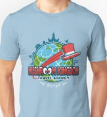 Mushroom Kingdom Travel Agency Unisex T-Shirt