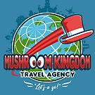 Mushroom Kingdom Travel Agency by Grant Thackray