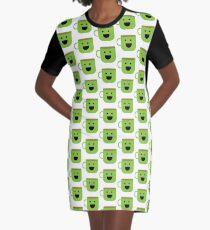 Cup o' Joe Graphic T-Shirt Dress