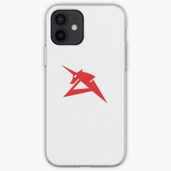 Unicorn Gundam Logo - Banagher Links iPhone Soft Case