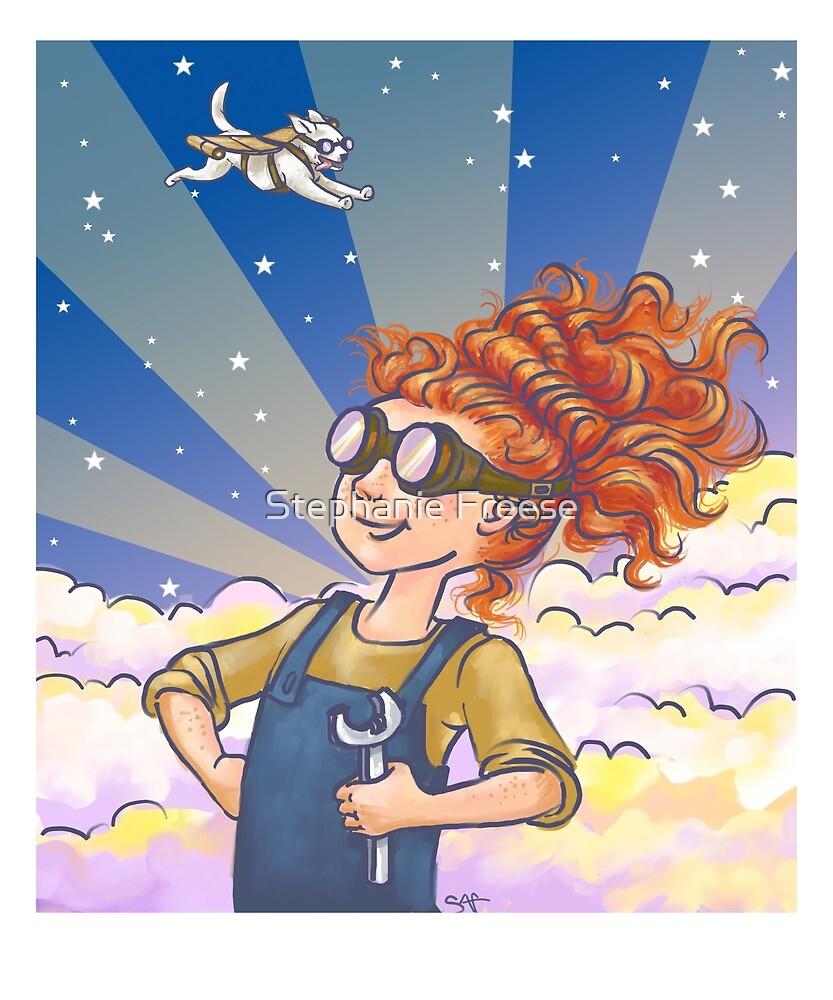 Engineer Girl by Stephanie Freese
