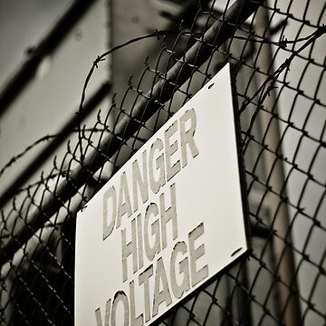 High Voltage by colintobin