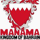 Bahrain represent @ Sushiraw by kaysha
