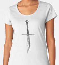 Shards of Narsil Women's Premium T-Shirt