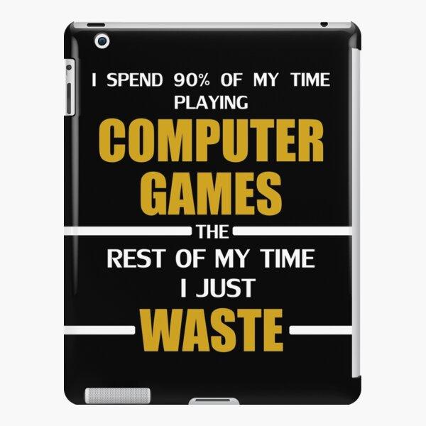 Computer Gaming iPad Snap Case