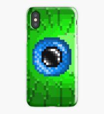 Jacksepticeye Pixel art logo - SepticeyeSam iPhone Case/Skin