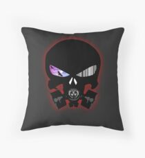 The Schematic Throw Pillow