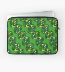 Green DNA Laptop Sleeve