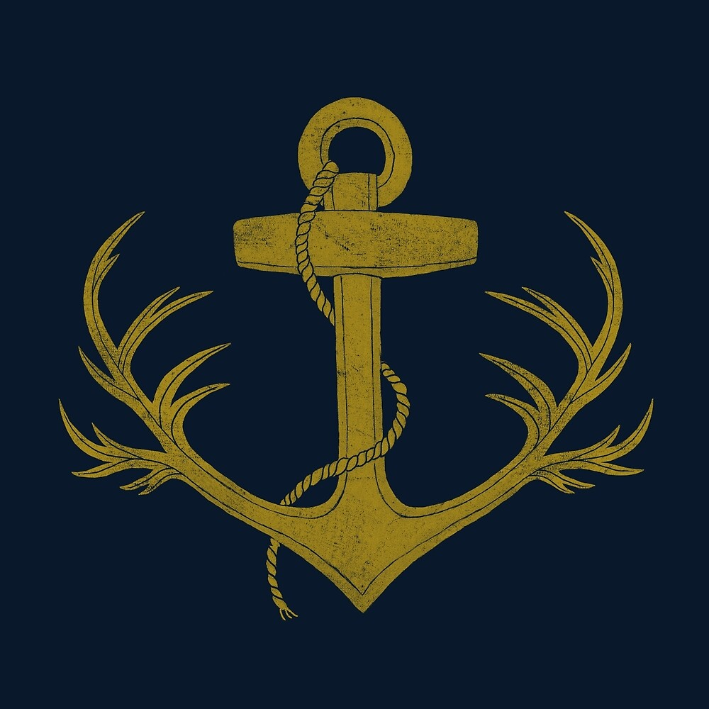 Antlered Anchor