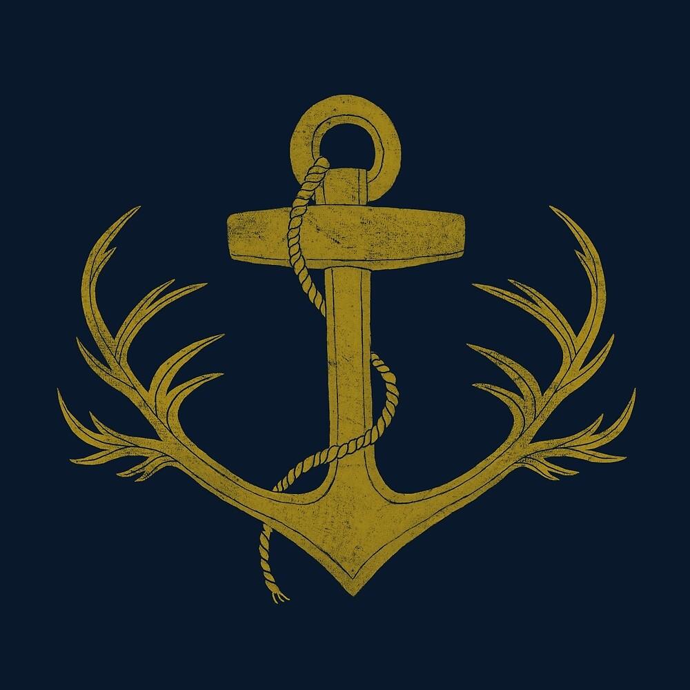 Antlered Anchor