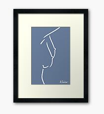 Breasts 3C2 Framed Print