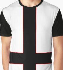 Satanic Cross  Graphic T-Shirt