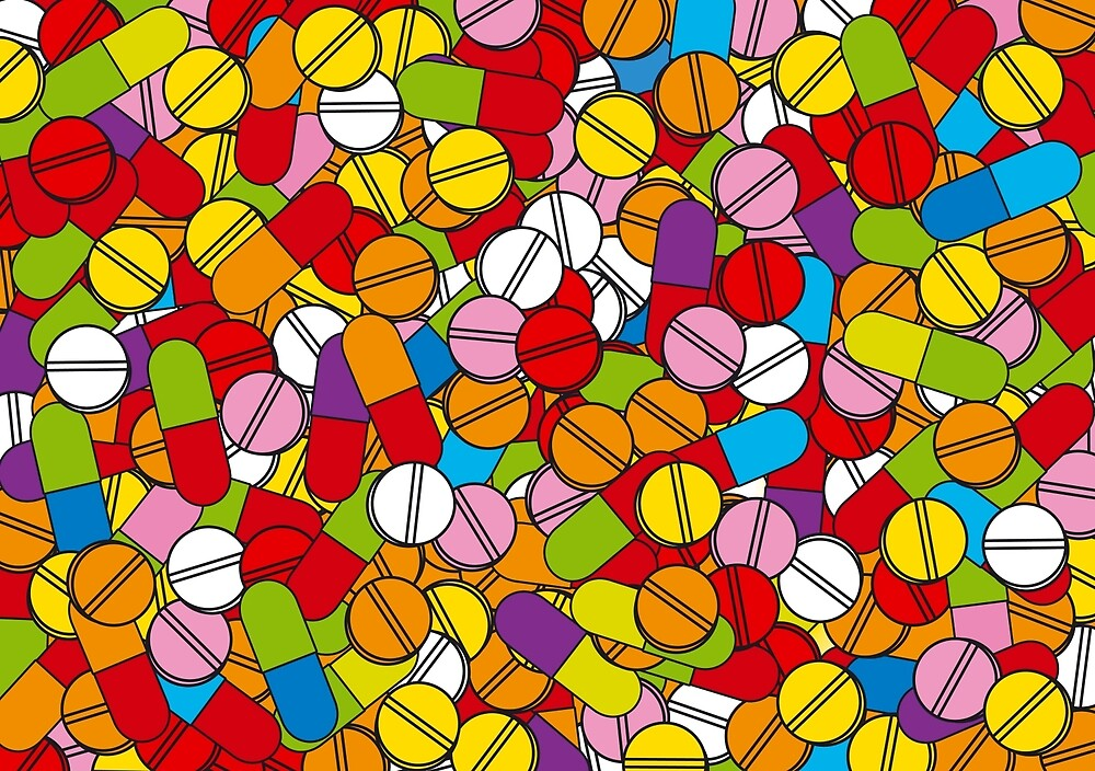 Lots of Pills by Thisis notme