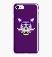 Five Nights at Candy's - Pixel art - Cindy the Kitty iPhone Case/Skin