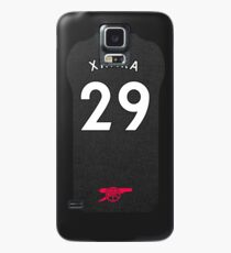 Granit Xhaka iPhone Arsenal Third Shirt Case/Skin for Samsung Galaxy
