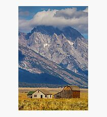 Teton Country Photographic Print