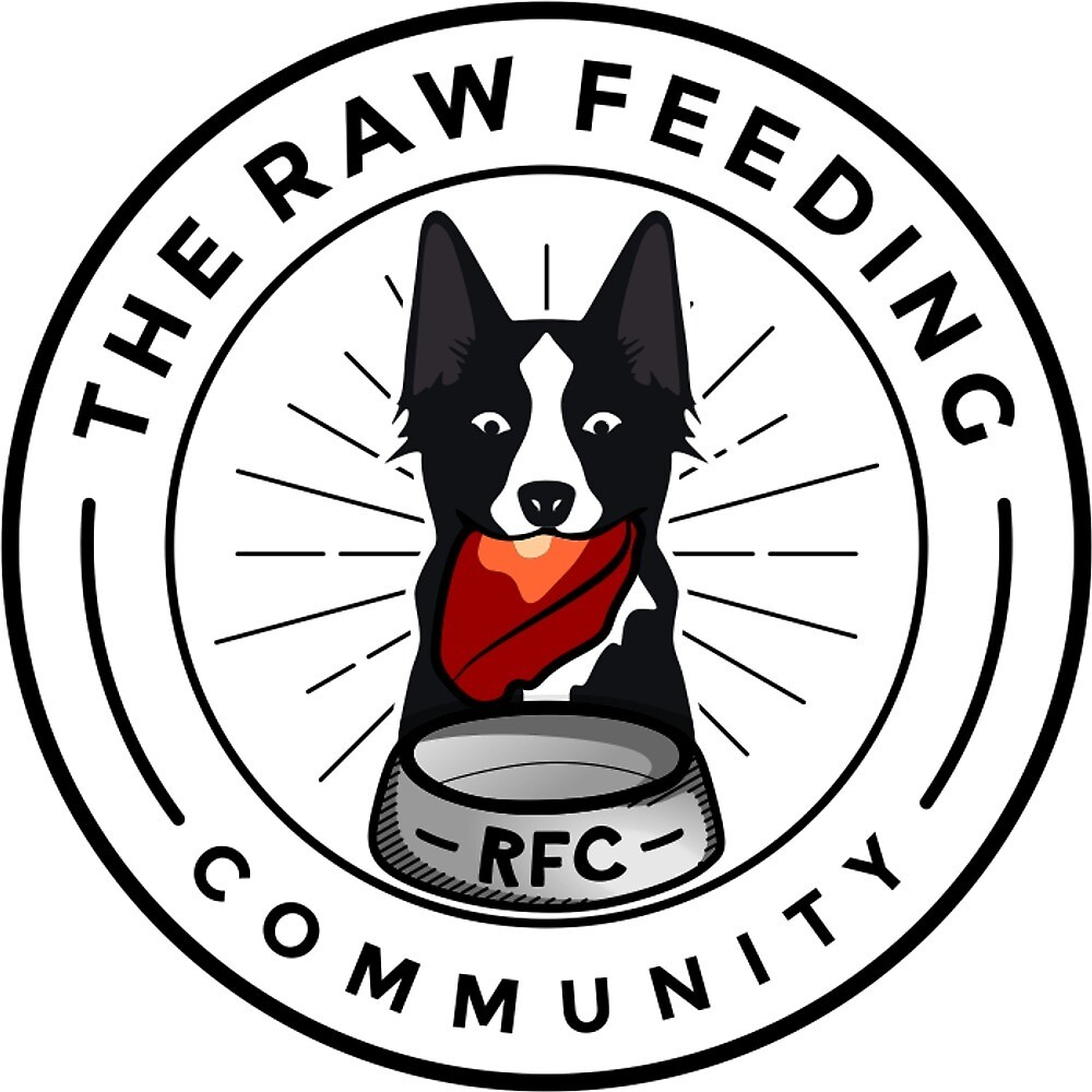 RFC Border Collie logo stickers by trfc