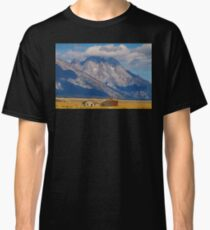 Teton Country Landscape Classic T-Shirt