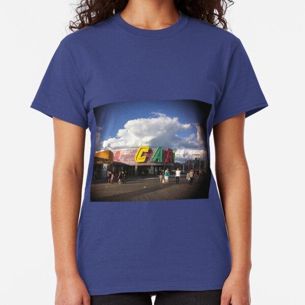 Car Wash Coney Island Classic T-Shirt