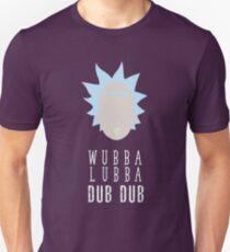 Rick and Morty Shirt - Wubba Lubba Dub Dub Shirt  - Rick & Morty Shirt - Rick Sanchez T-Shirt - Rick and Morty T Shirt - Funny Rick and Morty Tee T-Shirt