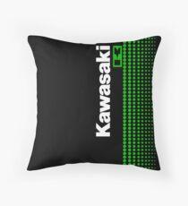 KAWASAKI Circle Throw Pillow