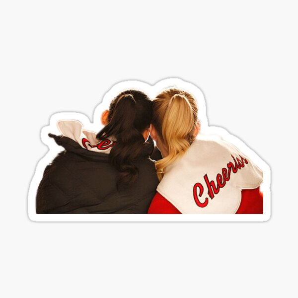 brittana hug Sticker