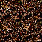 Autumns Swirl by Robin Jensen