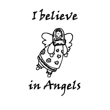 I believe in Angels by ArkansasLisa