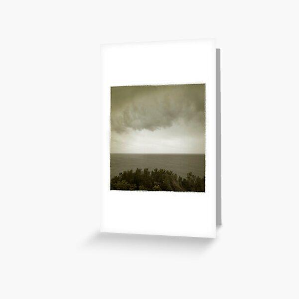 Sky & Earth-10 Greeting Card