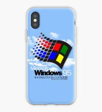 WINDOWS 95 iPhone Case