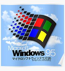 WINDOWS 95 Poster
