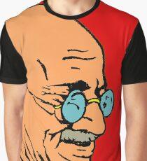 Mahatma Gandhi Graphic T-Shirt